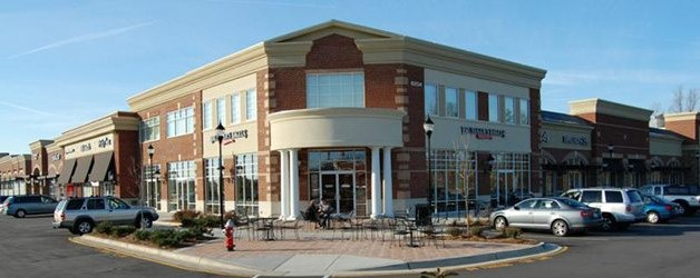 Commercial Shopping Center Pressure Washing Services
