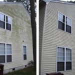 Pressure Washing in Newport News & Virginia Beach Before & After
