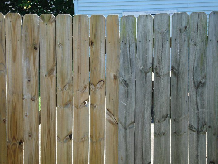 Fence Cleaning Virginia