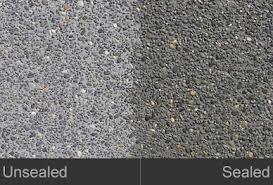 aggregate sealing